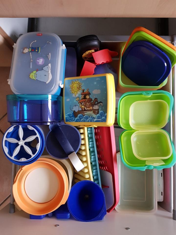 In der Küche (nahezu) Plastikfreileben